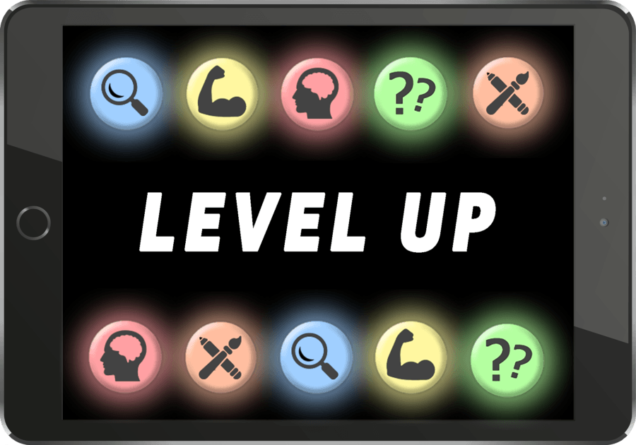 Level Up, le jeu pour vos team building