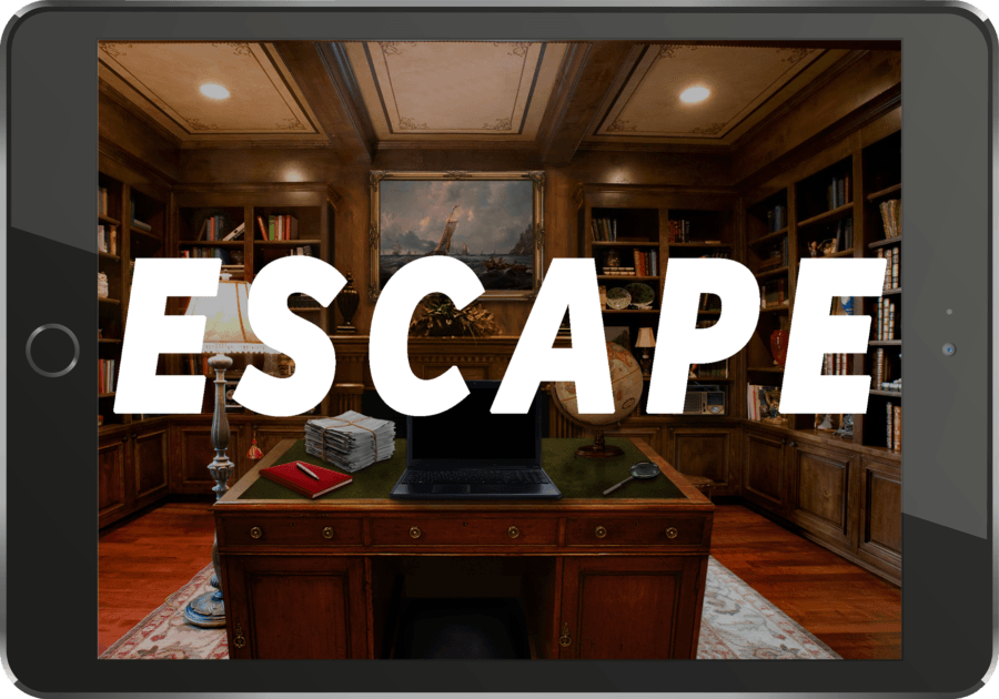 Escape, un jeu City Games