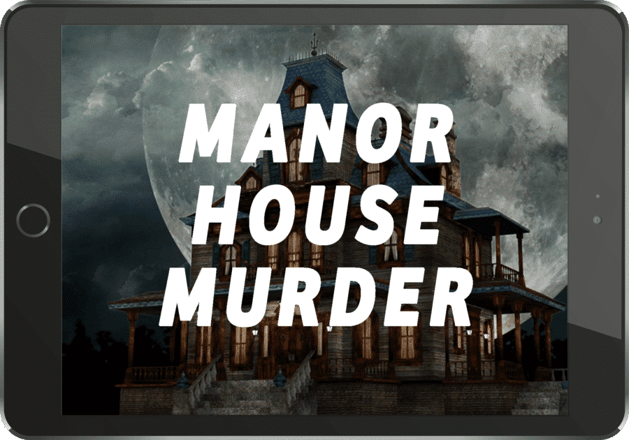 Manor House, un jeu pour team building